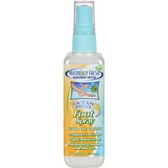 HGR1226901 - Naturally FreshDeodorant Crystal - Foot Spray - 4 fl oz