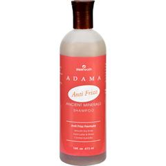 HGR1228121 - Zion HealthAdama Minerals Anti Frizz Shampoo - 16 fl oz