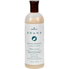 HGR1228246 - Zion Health - Adama Minerals Anti Frizz Conditioner - White Coconut - 16 fl oz