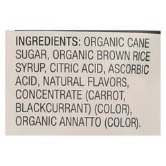 HGR1233048 - Yummy Earth - Organic - Lollipops - Case of 12 - 4.2 oz.