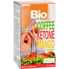 HGR1237296 - Bio NutritionCoffee Keytone Mango Combo - 60 Ct