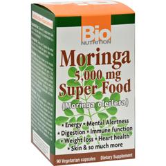 HGR1237353 - Bio NutritionMoringa - 5000 mg - 90 Ct
