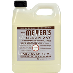 HGR1237775 - Mrs. Meyer'sLiquid Hand Soap Refill - Lavender - 33 lf oz