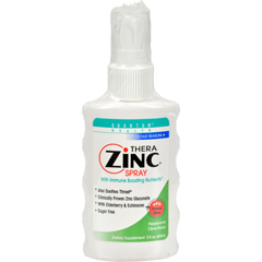 HGR1241173 - Quantum ResearchThera Zinc Throat Spray - 2 fl oz