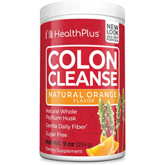 HGR1241314 - Health PlusEvery Day Fiber - Orange - 9 oz
