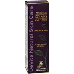 HGR1242858 - Devita Natural Skin CareSolar Body Moisturizer - 7 oz