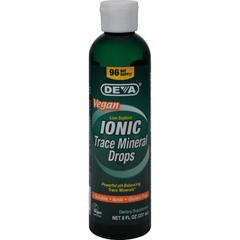HGR1245885 - Deva Vegan VitaminsIonic Trace Mineral Drops - 8 fl oz
