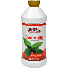 HGR1245950 - Buried TreasureBentonite Detox Formula - 32 fl oz