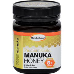 HGR1246131 - ManukaguardPremium Gold Manuka Honey 8+ - 8.8 oz