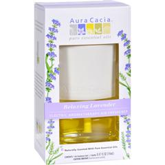 HGR1252444 - Aura CaciaElectric Air Freshener - Lavender - 3 Pack