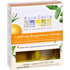 HGR1252535 - Aura CaciaAir Freshener Refill - Bergmont - 3 Pack