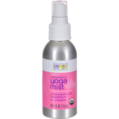HGR1253996 - Aura CaciaOrganic Yoga Mist - Awakening Grapefruit and Lavandin Orange - 4 oz