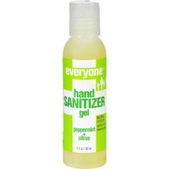 HGR1255405 - EO ProductsHand Sanitizer Gel - Everyone - Peppermnt - Dsp - 2 oz - 1 Case