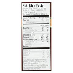 HGR1255660 - Lundberg Family Farms - Risotto, Creamy Parmesan - Case of 6 - 5.5 oz.