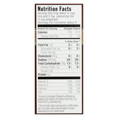 HGR1255678 - Lundberg Family Farms - Risotto Garlic Primavera - Case of 6 - 5.5 oz.