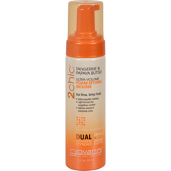 HGR1263847 - Giovanni Hair Care Products - 2chic Style Mousse - Ultra-Volume - 7 fl oz