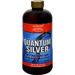 HGR1265594 - Buried TreasureQuantum Silver - 16 fl oz