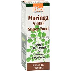 HGR1267475 - Bio NutritionMoringa Super Food - 5000 mg - 4 fl oz