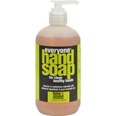 HGR1270065 - EO ProductsEveryone Hand Soap - Lime and Coconut with Strawberry - 12.75 oz