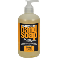 HGR1270206 - EO ProductsEveryone Hand Soap - Apricot and Vanilla - 12.75 oz