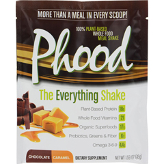 HGR1270644 - PlantfusionPhood Packets - Chocolate Caramel - 1.59 oz - Case of 12