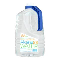 HGR1270743 - Alkaline 88 - 1-Gallon Bottled Alkaline Water - Case of 4 - 1 Gal