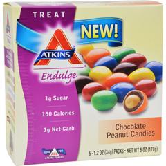 HGR1272525 - AtkinsEndulge Bars - Chocolate Peanut Butter Cups - 1.2 oz - 5 ct