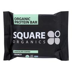 HGR1273457 - Squarebar - Organic Protein Bar - Cocoa Crunch - 1.7 oz.. - Case of 12