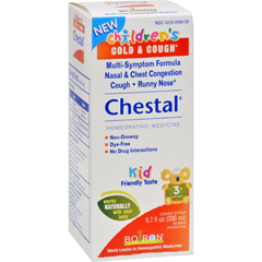 HGR1275437 - BoironChildrens Chestal Cough and Cold - 6.7 oz