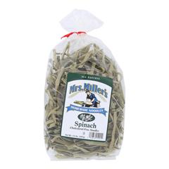 HGR1331065 - Mrs. Miller's Homemade Noodles - Spinach Noodles - Case of 6 - 14 oz..