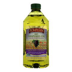 HGR1336502 - Pompeian - 100% Grapeseed Oil - Case of 8 - 68 FZ