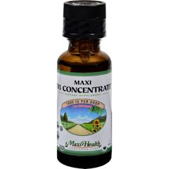 HGR0135236 - Maxi Health Kosher VitaminsMaxi Health Maxi D3 Concentrate - 1000 IU - 1 fl oz