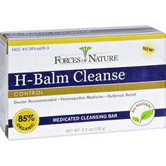 HGR1372614 - Forces of NatureOrganic Acne Pimple and Cleanse - 3.5 oz