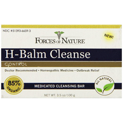 HGR1372648 - Forces of NatureOrganic H Balm Cleanse - 3.5 oz