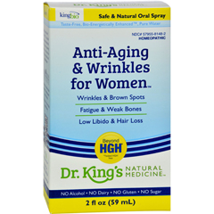 HGR1372812 - King Bio HomeopathicAnti Aging and Wrinkles - Women - 2 oz