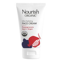 HGR1383686 - Nourish - Facial Cream - Organic - Ultra-Hydrating - Argan and Pomegranate - 1.7 oz - 1 each