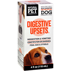 HGR1383751 - King Bio HomeopathicNatural Pet Dog - Digestive Upsets - 4 oz