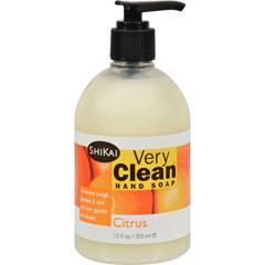 HGR1384098 - Shikai ProductsHand Soap - Very Clean Citrus - 12 oz