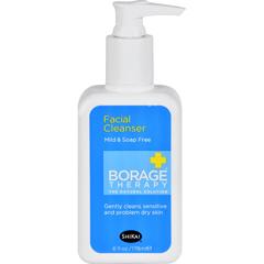 HGR1384155 - Shikai ProductsBorage Facial Cleanser - 6 oz