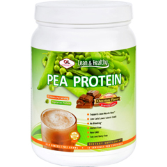 HGR1405752 - Olympian LabsPea Protein - Lean and Healthy - Rich Chocoate - 500 grams