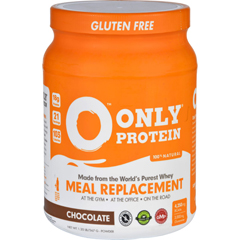 HGR1406065 - Only ProteinMeal Replacement - Whey - Chocolate - 1.25 lb