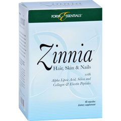 HGR1417096 - ZinniaHair Skin and Nails - 60 Capsules