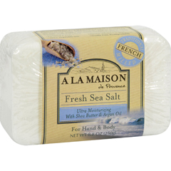 HGR1419670 - A La MaisonBar Soap - Fresh Sea Salt - 8.8 oz