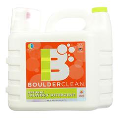 HGR1460104 - Boulder Clean - Liquid Laundry Detergent - Valencia Orange - Case of 2 - 200 fl oz..