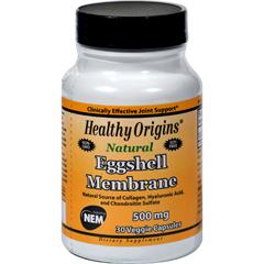 HGR1502004 - Healthy OriginsEggshell Membrane - 500 mg - 30 Vegetarian Capsules