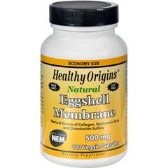 HGR1502046 - Healthy OriginsEggshell Membrane - 500 mg - 120 Vegetarian Capsules