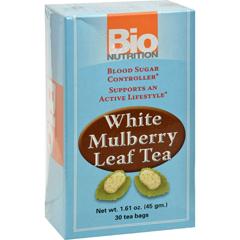 HGR1505460 - Bio NutritionWhite Mulberry - 30 Bags
