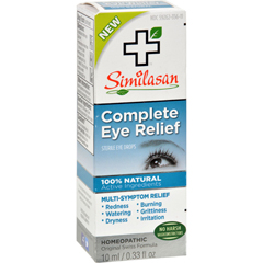 HGR1510239 - Similasan - Eye Drops - Complete Relief - .33 oz