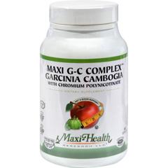 HGR1510866 - Maxi Health Kosher VitaminsMaxi G C Complex - Garcinia Cambogia - 60 Capsules