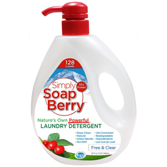 HGR1512870 - Simply SoapBerryLaundry Detergent - Free & Clear - 32 oz. - 128 Loads